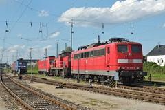 Ingolstadt Depot (anson52) Tags: 151 mih