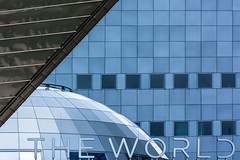 the world (Karl-Heinz Bitter) Tags: architektur bahnhof bogen centraalstation fassade fassaden gebude holland khbitter karlheinzbitter netherlands niederlande rotterdam architecture building
