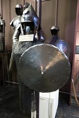 Polish round shield (quinet) Tags: 2015 museumofthepolisharmy muzeumwojskapolskiego poland schirm varsovie warsaw warschau warsowa bouclier shield