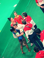 IMG_3969 (Mud Boy) Tags: teamusa brazil braziltrip brazilvacationwithjoyce riodejaneiro rio rioolympicarena rioolympicarenagymnastics rio2016 2016summerolympics summerolympics rioolympics2016 olympics gamesofthexxxiolympiad jogosolmpicosdeverode2016 gymnasticsartisticwomensindividualallaroundfinalga011 gymnasticsartisticwomensindividualallaroundfinal ga011 barraolympicpark thebarraolympicparkbrazilianportugueseparqueolmpicodabarraisaclusterofninesportingvenuesinbarradatijucainthewestzoneofriodejaneirobrazilthatwillbeusedforthe2016summerolympics parqueolmpicodabarra barradatijuca alyraisman simoneariannebilesisanamericanartisticgymnastbilesisthe2016olympicindividualallaroundandvaultchampion simonebiles favorite rio2016favorite riofacebookalbum riofavorite