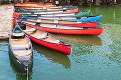 Canoes, Shadwell (g a r y e a s o n + f l i g h t a r t w o r k s) Tags: shadwell canoes