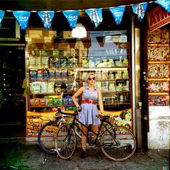 Candy (ShelSerkin) Tags: shotoniphone hipstamatic iphone iphoneography squareformat mobilephotography streetphotography candid portrait street nyc newyork newyorkcity gothamist