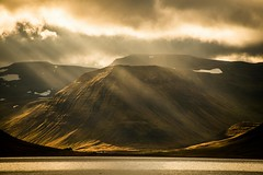 Morning lights (Stefano Raffo) Tags: iceland westfiords islanda nikon nikonflickraward flickraward flickrtraveller flickr flickrunitedaward landscape sea mountains north flateyri ngc