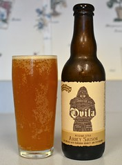 Sierra Nevada Ovila Belgian Style Abbey Saison (rabidscottsman) Tags: scotthendersonphotography beer beerphotography drink alcohol alcoholicbeverage socialmedia monk holyman abbey orange mandarinorange peppercorn saturday weekend sierranevada twitter nikon nikond7100 d7100 35mm nikkor nikkor35mmf18 glass