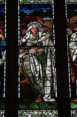 IMGP5039 (dvdbramhall) Tags: stainedglass glass window church scotland linlithgow stmichaels burnejones preraphaelite