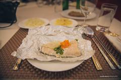 Steam Fish (reubenteo) Tags: northkorea dprk food lunch dinner steamboat kimjongun kimjongil kimilsung korea asia delicacies