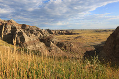 Good Morning Badlands (right2roam) Tags: badlands nationalpark np southdakota midwest greatplains prairie plains right2roam geology erosion grassland
