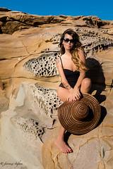 web-4259 (digifiore) Tags: calafuria mare sabrinadelfio abito costume moda modella scoglio tramonto vestito model sexy girl glamour sea cliff livorno modelo chica mar acantilado traje modle mer falaise livourne