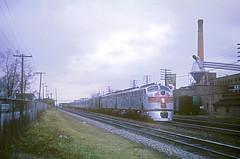 CB&Q E9 9988B (Chuck Zeiler) Tags: cbq e9 9988b railroad emd locomotive naperville zephyr train chz chuck zeiler burlington