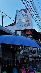 Seminyak sights (SqueakyMarmot) Tags: travel asia indonesia bali 2016 seminyak mrbean beanbagstore