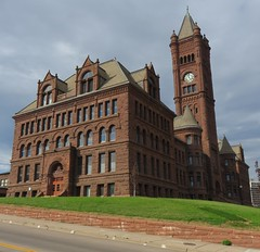Old Central High School (Duluth, Minnesota) (courthouselover) Tags: minnesota mn schools saintlouiscounty stlouiscounty duluth northamerica unitedstates us