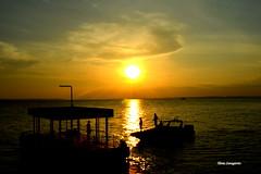 Por do Sol (reginatnia) Tags: natureza photography manaus hoteltropical ribeirinhos rionegro riosolimoes portos pordosol aventura amazonas paisagens teatros