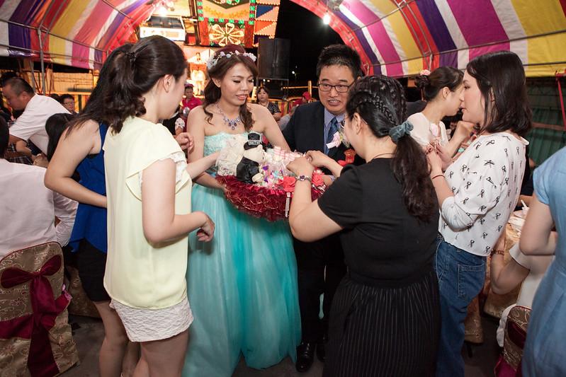 孟峰&梵齡 婚禮紀實-351