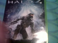 Halo 4 box and discs (jakijako29) Tags: chief 4 halo cortana unsc prometheans