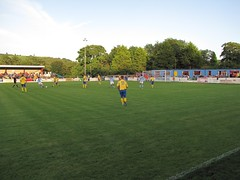 120815 PSF Colwyn Bay v Man City (71) (@putajumperon) Tags: manchestercityfc preseasonfriendly colwynbayfc groundhop1881
