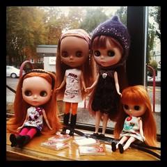 El Dia de las Muñecas Blythe Meet
