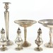 2033. Seven Sterling Silver Table Articles