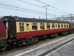 4832 Milton Keynes Central 140412 (Dan86401) Tags: coach br carriage special tso charter steamdreams mk1 miltonkeynescentral 4832 ac21 thecathedralsexpress 1z90 touristsecondopen touriststandardopen