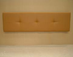 Cabecero de cama Ref.117 caramelo (cabecerosdecama) Tags: cama habitación dormitorio complementos decoración interiorismo cabecero cabezal tapizado