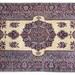 232.  Antique Hand-Tied Area Rug