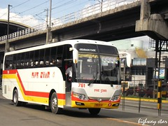 Five Star 761 (Highway Star | UNO) Tags: bus star nissan diesel five replica incorporated pangasinan yutong buscompany fsbb zk6107ha