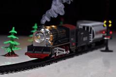 Toy Train (Bhaskar Dutta) Tags: india train toy kid track child smoke gift automatic danteras