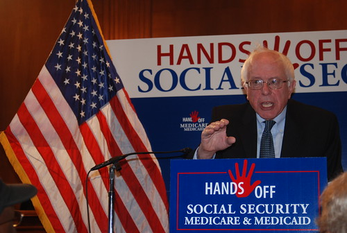 Hands Off Social Security!, From FlickrPhotos