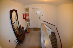 Hall de entrada (Marsia) Tags: brazil brasil br interior sopaulo santos apartamento 2012 gonzaga sopaulo stefanlambauer