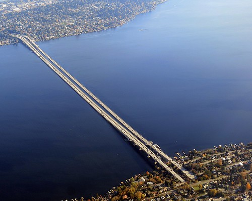CRUNCH COMING: I-90 bridge work will squeeze all westbound traffic ...