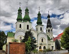 Мукачево, Украина, Собор Почаевской иконы Богоматери