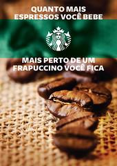 STARBUCKS - card para ao de fidelizao (Agncia Maori Comunicao) Tags: caf design propaganda starbucks paulo so campinas comunicao campanha criao publicidade agenciamaori