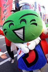 DSC04294.jpg (ntstnori) Tags: street tokyo ginza character staff  chuo 2012 yuruchara