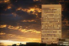 Corporate Showcase (funkapolitan) Tags: madrid city lines architecture canon spain geometry structures structure urbano urbanlandscape paisajeurbano urbanshot eos5d efllenses