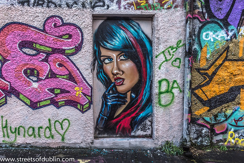 Street Art - Windmill Lane