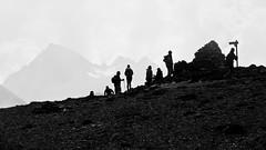 IMGP4994 France Italy Les Chapieux to La Pelud (Dave Curtis) Tags: italy mountain france landscape pentax pass montblanc tourde lapalud leschapieux kx2011 lescapieux