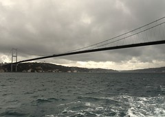 Bosphorus Bridge, Istanbul, Turkey (SvKck) Tags: