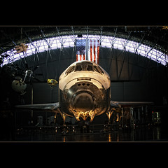 space shuttle (II) (Spinool) Tags: smithsonian washington dulles space nasa rocket retired discovery spaceshuttle 2012 stevenfudvarhazycenter