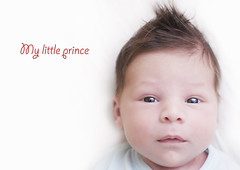 El meu petit princep (christian&alicia) Tags: portrait people baby kids 35mm nikon nios newborn bebe 18 nens rabadan miquel d90 saboya christianalicia