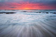 After the Storm (Luke Austin) Tags: ocean sunset hail windy perth northbeach approved storms westernaustralia trigg