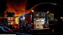 SJS Engine 17 (YFD) Tags: california usa canon fire action 911 sanjose firetruck sjfd emergency ems firedepartment hitech eos7d