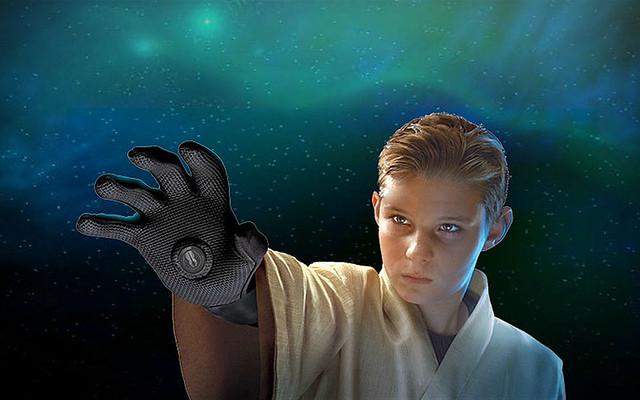 『星際大戰:原力手套』讓你體驗使用原力的快感~