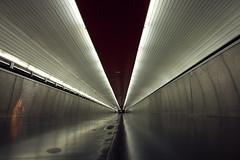 Necesidad (laororo) Tags: lines tunel infinito lineas puntodefuga simetria convergencia modernidad