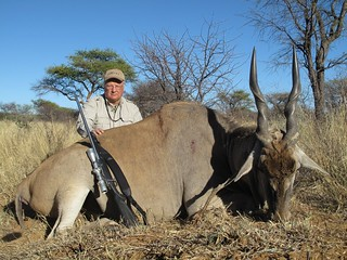 Namibia Luxury Hunting Safari 67
