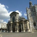 Cathedrale Notre Dame - rare vestige XVI-XVIIŠ siŠcles¸Br'ard
