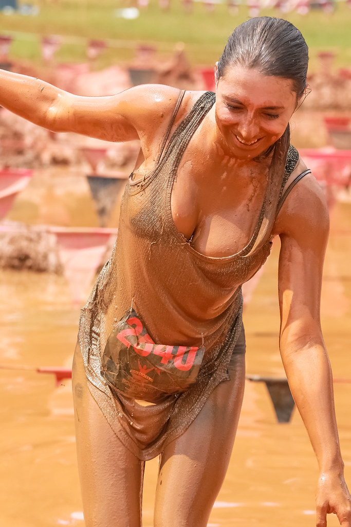 videos and galleries of girls naked in mud