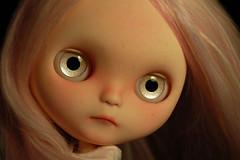 Miss Pink Eyes