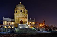 El Obispado (E Belden) Tags: city history church monument museum night noche monumento iglesia ciudad museo historia