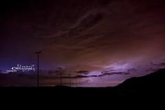 Lightning with stormy clouds (Stuart Rango) Tags: color canon flickr nightscape stuart otto sarawak absolutely lightning kuching flickraward