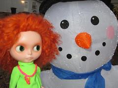 Hey Mr Snowman!