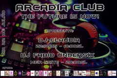 Arcadia Club Party - DJ CLAUDIA - DJ FABIO UNDERSIX (Arcadia Club - The Future Is Now !) Tags: dj disco audio nightclub headphone blue buttons channels control disc electronics entertainment equipment jockey level mixer mixing music musical nightlife panel party sounds stage stereo switches technology turntable volume adjusting bass black button dance digital electronic grooved headphones keypad knob mix mp3 play scratching set sound style techno turning russianfederation